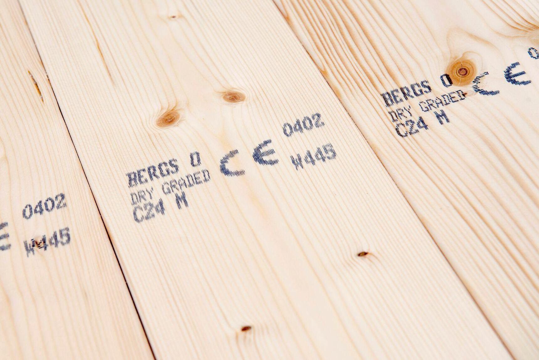 Bergs Timber tror på fortsatt gynnsam marknad för dess produkter.