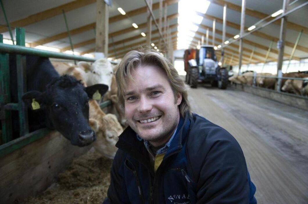 Johan Tell driver Ölanda Säteri.