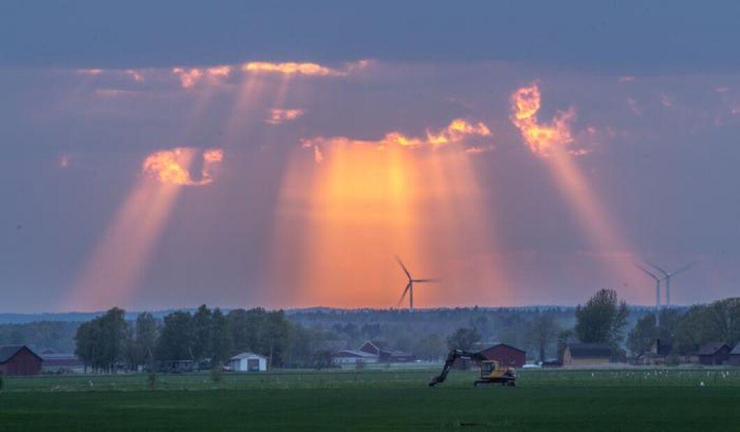 Blir det svenska jordbrukslandskapet vackrare än såhär?