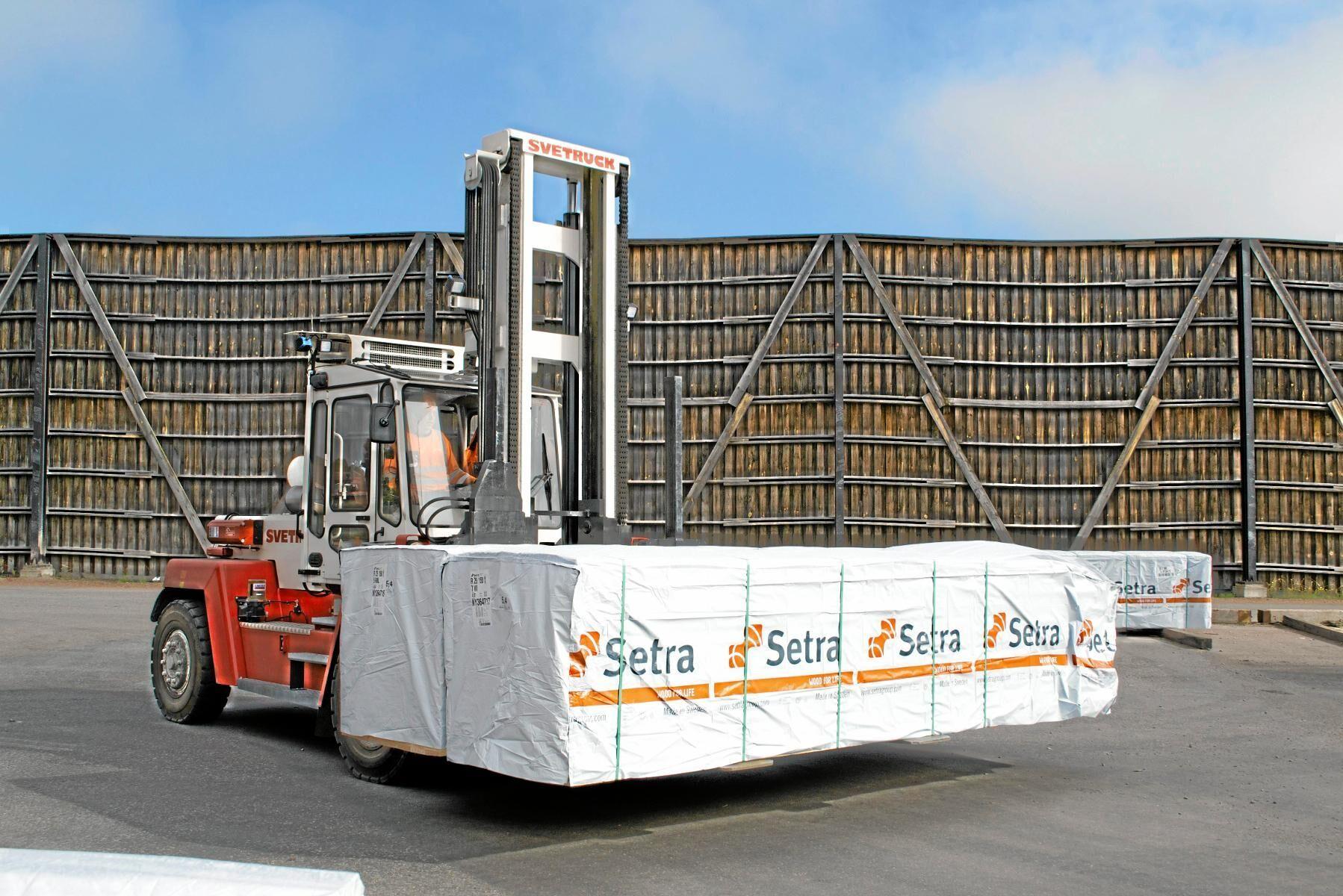 Setra redovisar en omsättning på drygt 3 miljarder kronor för årets tre första kvartal.