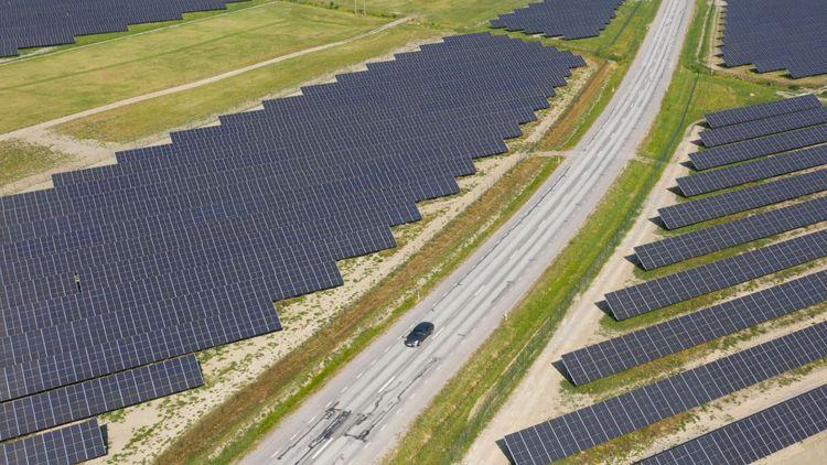 Solkraft på åker ett samhällsintresse