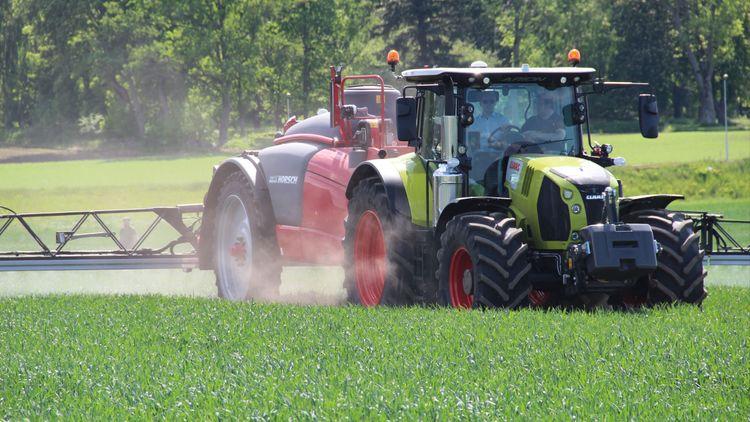 Europol koordinerade jättebeslag av växtskyddsmedel