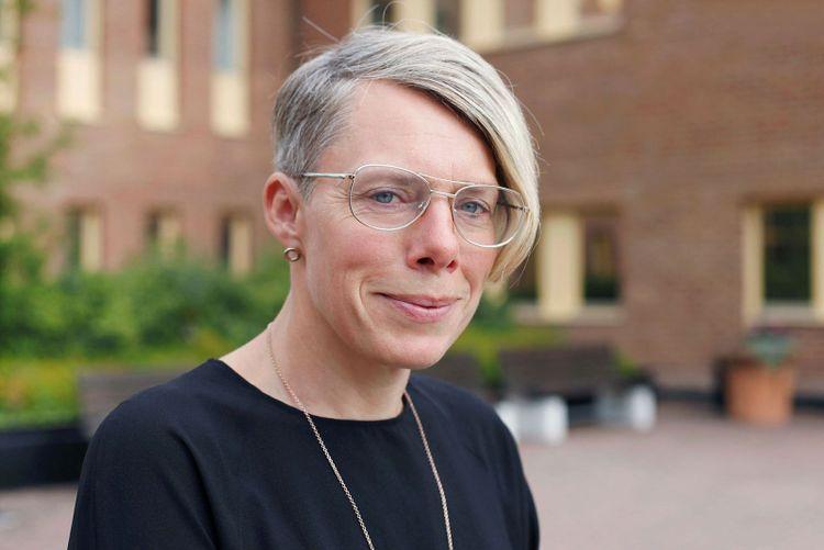 Elisabeth Olsson, enhetschef Lantmäteriet
