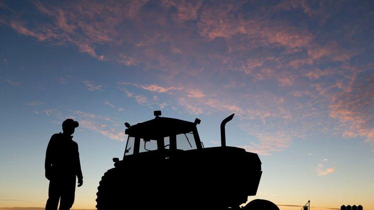 Fräck dieselstöld på lantbruk