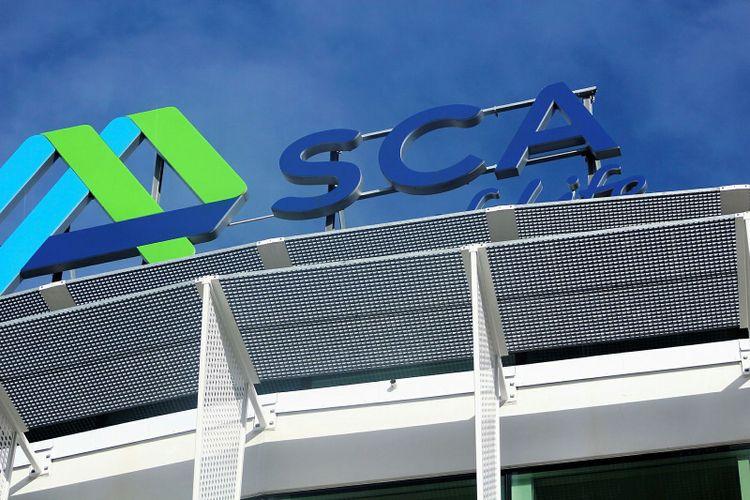 Logga SCA.