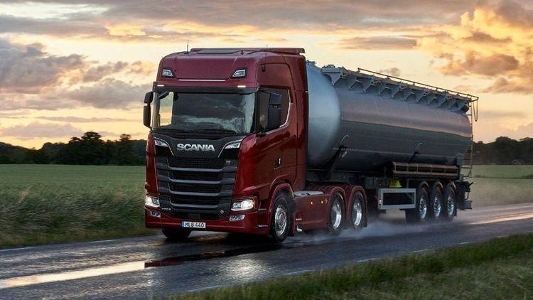 Ny drivlina från Scania i höst