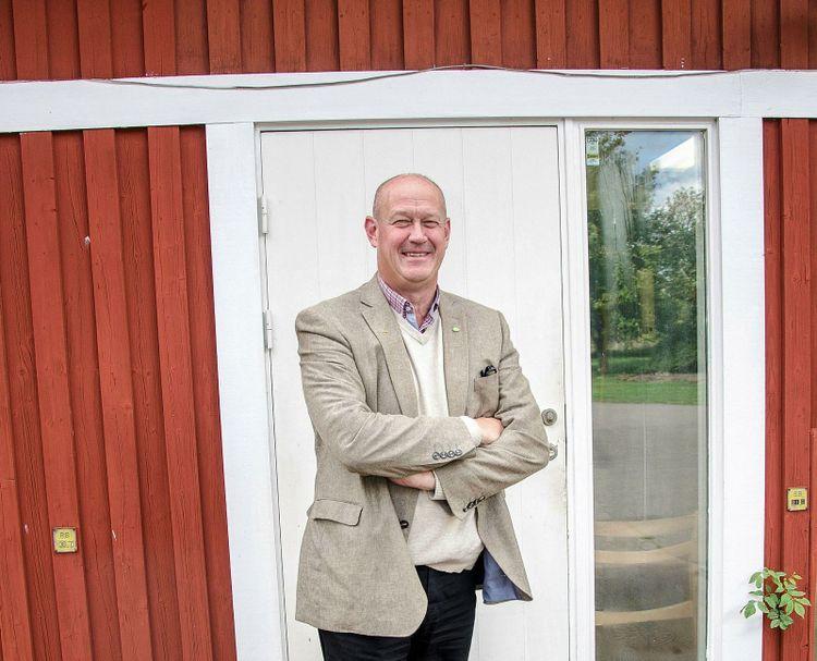 Mats Halling, vd för Hushållningsällskapet Kalmar Kronoberg Blekinge.