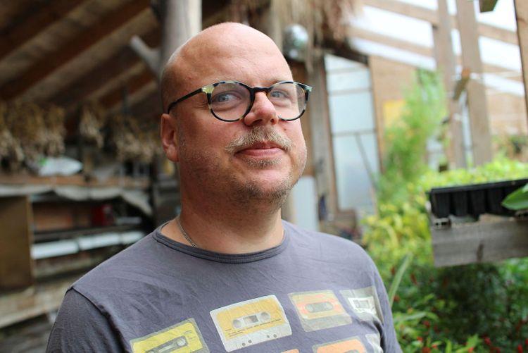 David Källströmer.