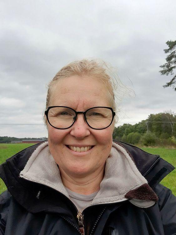 Porträtt Lisa Andrae.