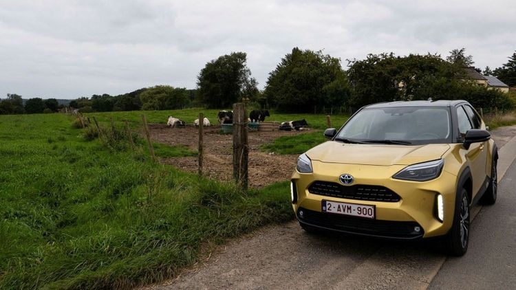 Smart hybridteknik och fyrhjulsdrift i ny kompaktsuv