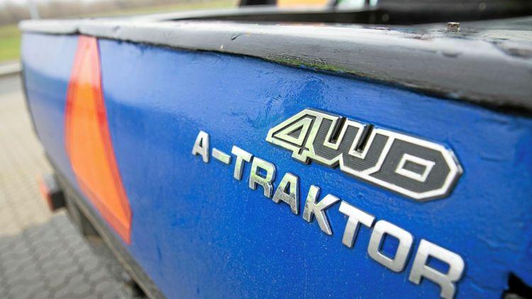 A-traktorer kan få högre topphastighet