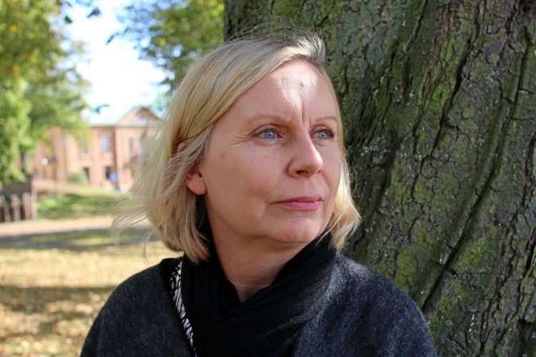 Karin Bergman, landsbygdsdirektör.