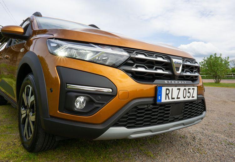 Dacia Sandero Stepway.