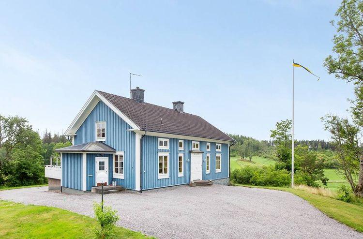 Bild på Fifalla gård.