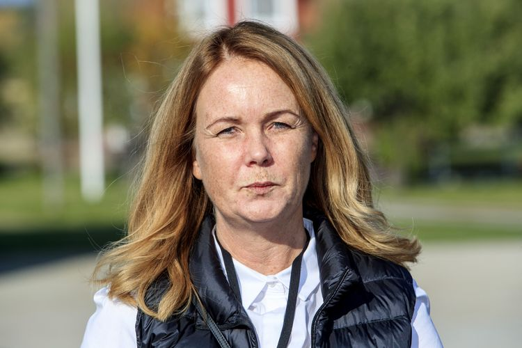 Tidigare landsbygdsminister Jennie Nilsson (S).
