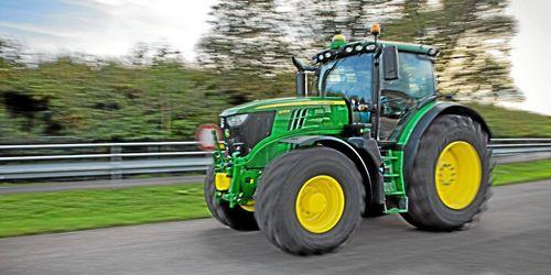 Fortsatt upp för traktorförsäljningen