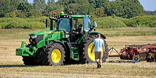 Åtta saker du inte visste om Sveriges traktorer