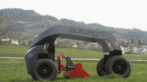 Ny norsk eltraktor under utveckling