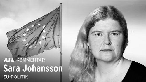 """Sara Johansson: """"Kalldusch rekommenderas vid EU-läckor"""""""