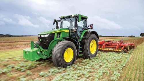 De kan bli Tractor of The Year