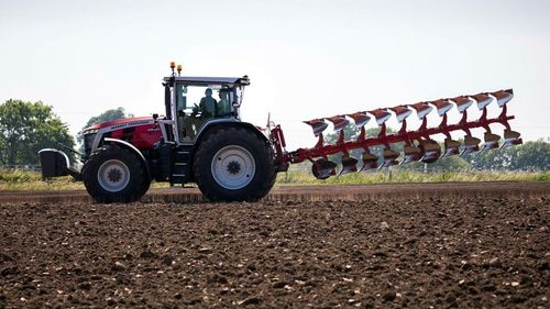 Traktortest: Komfort av högsta klass