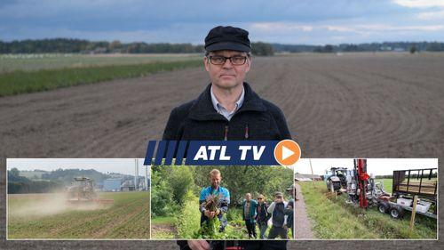 ATL TV: Snabb stängsling med ny maskin
