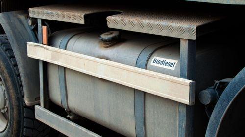 SCA investerar i biodrivmedel