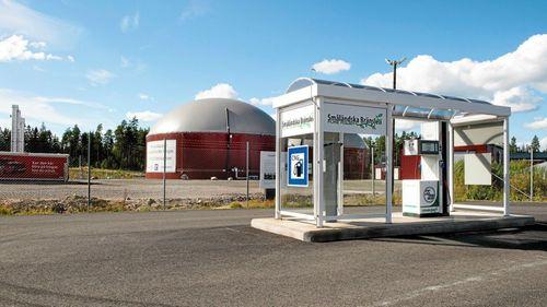 Ökat sug efter biogas