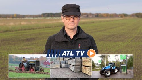 ATL TV: Utmaningar med nya gastraktorn