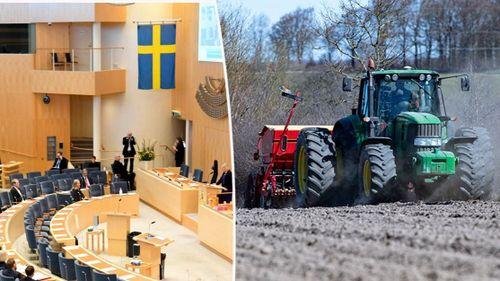 Starkt stöd för mer pengar till landsbygdsprogrammet
