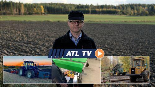 ATL TV: Så rensar roboten ogräsen