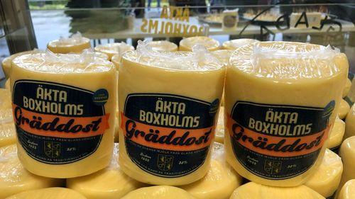 Glada Bonden behåller namnet på sin ost