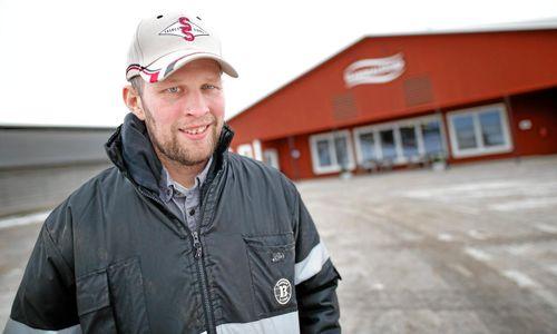 Glada Bonden vill bygga ut Boxholms mejeri