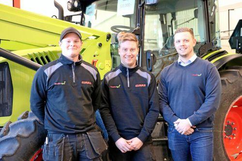 Swedish Agro Machinery öppnar nytt