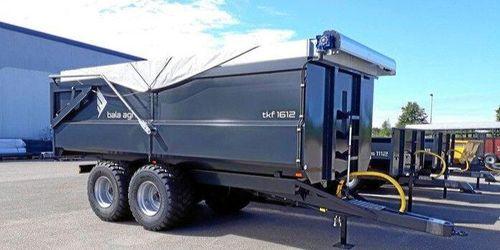 Ny fältvagn från Bala Agri