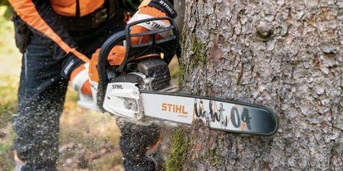 Lättare och effektivare från Stihl